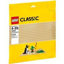 Lego - CLASSIC - La plaque de base sable - 10699