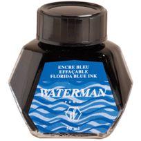 Waterman - encre bleu - flacon de 5cl