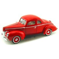Motormax - Ford Coupé 1940 Red 1/18 - 73108R