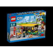 Lego - La gare routière - 60154