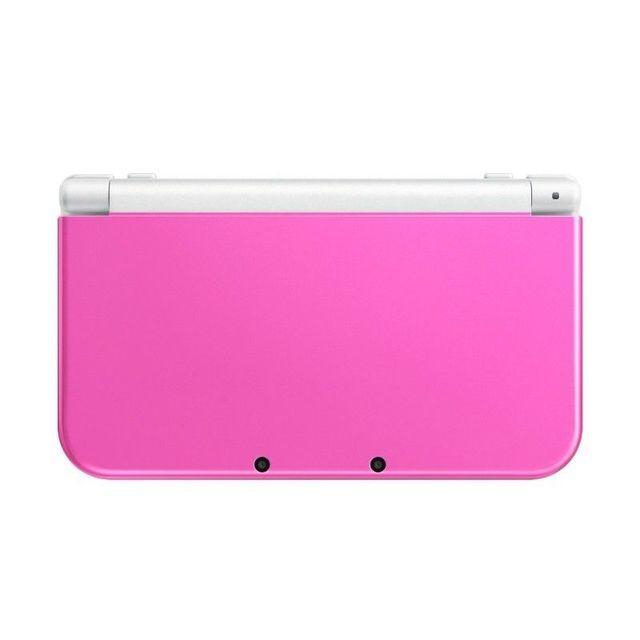 NINTENDO - New 3DSXL Rose Blanc