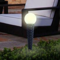 Mundus - Cône tressé solaire 45cm Trenat