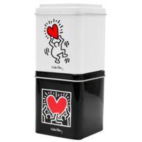 Enesis - Set de 2 boites empilables Keith Haring