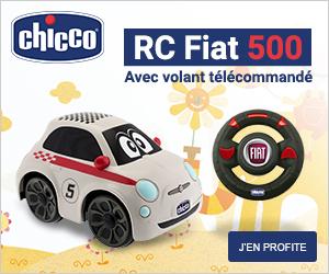 RC   fiat 500