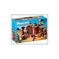 Playmobil - 5246 Western - Mine d?or avec explosif