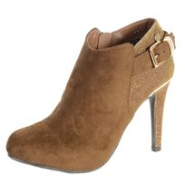 Xti - Chaussures Antelina Combinada Mod 28350 Camel