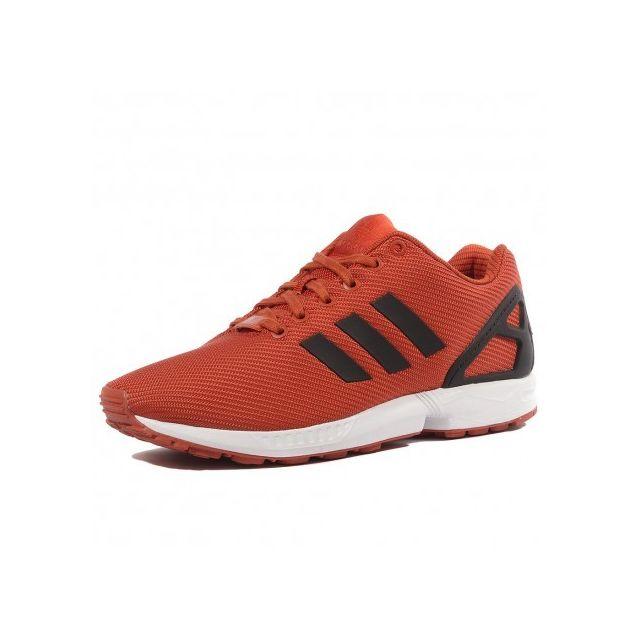 Adidas originals Zx Flux Homme Chaussures Orange Adidas