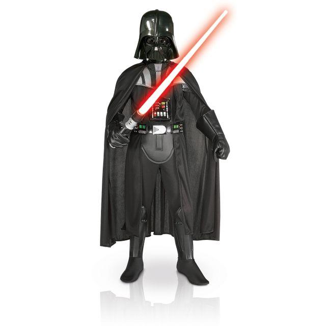 2005 Figurine Star Wars Disney Dark Vador avec sabre laser amovible Casque