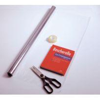 Elba Modling - couvre livre cristal pvc 10/100 50x0,70m
