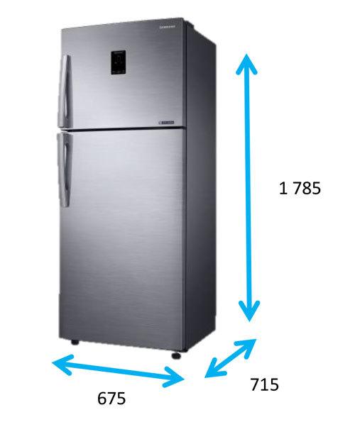 Samsung r frig rateur cong lateur 2 portes rt38k5400s9 achat r frig rateur a - Conservation aliments cuits hors frigo ...