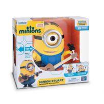 LES MINIONS - Figurine parlante - Stuart - 31005