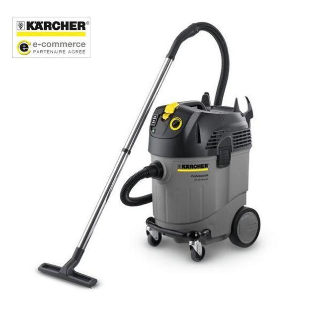 Karcher Aspirateur eau et poussières 45 L 1380W - Nt 45/1 Tact Te Ec