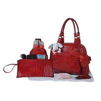 Baby On Board - Croco Bag Tango