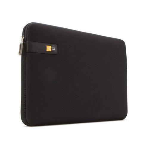 case logic housse pour ordinateur portable 17 3 pouces noire pas cher achat vente coque. Black Bedroom Furniture Sets. Home Design Ideas