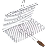 Cook'IN Garden - grille barbecue cage à escargots 40x30cm - gr602