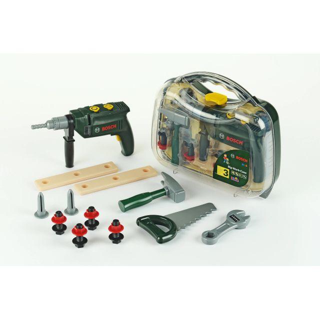 klein mallette outils bosch gm avec perceuse 8416 pas cher achat vente bricolage et. Black Bedroom Furniture Sets. Home Design Ideas
