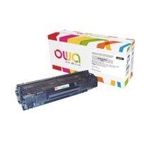 Armor - Toner Owa compatible Hp 85A-CE285A noir pour imprimante laser