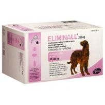 Zoetis - Pack 3 X Eliminall Chiens 20-40 Kg 268 Mg 6 Pipetes