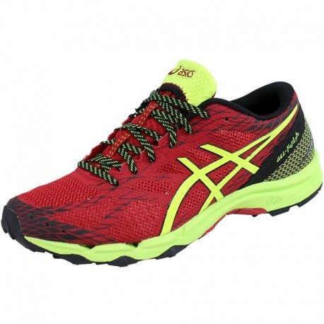 buy popular c9ea4 6c0ac Asics - Chaussures Rouge Gel Fuji Lyte Trail Running Homme - pas cher Achat    Vente Chaussures running - RueDuCommerce