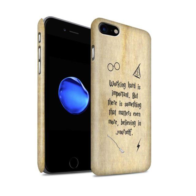 coque iphone 7 believe
