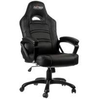 NITRO CONCEPTS - Fauteuil Gaming C80 Comfort - Noir