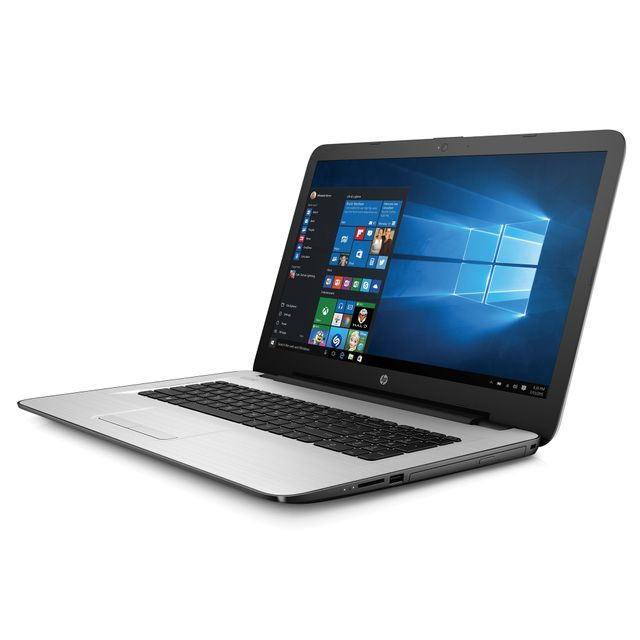 HP - 17-X010NF - Argent blanc