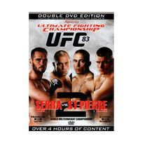 Fight Dvd - Ultimate Fighting Championship - 83: Serra Vs St Pierre Import anglais