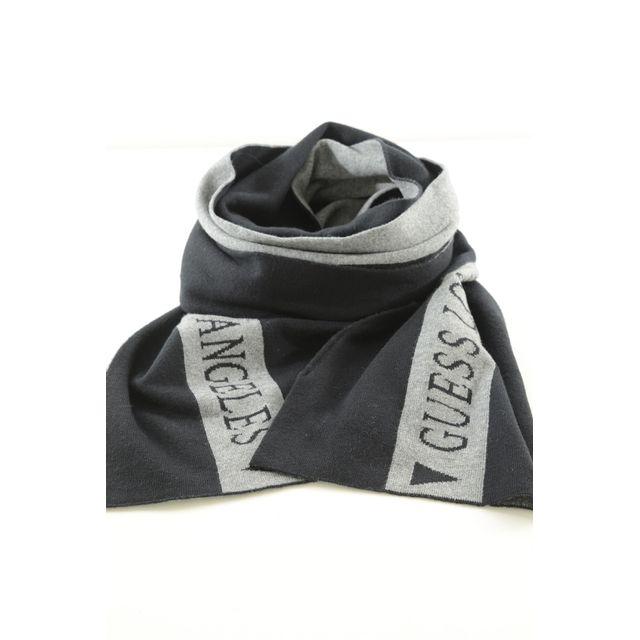 Guess - Accessoires Jeans Homme M63z15z0ao0 - pas cher Achat   Vente  Echarpes, foulards - RueDuCommerce 8bdec937ca6