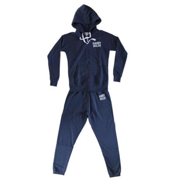 >Jogging femme ou ados bleu