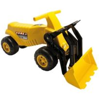 Dantoy - Tracteur pelle géant 79cm