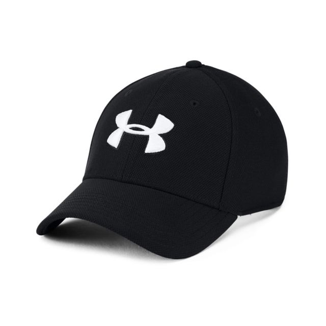 Under Armour Men's Blitzing 3.0 Cap 1305036 001 Noir pas