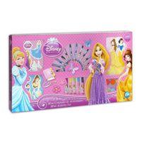 Cife - Disney Princesses Mini Set de Coloriage