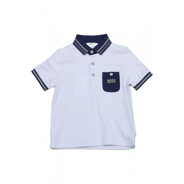Boss - Polo Hugo Junior - J25777-880 - pas