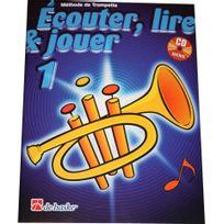 Dehaske - Ecouter, lire et jouer Trompette Vol.1 +CD