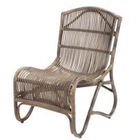 Rotin-design - Soldes: -43% Chaise longue en kubu Pals - Rotin Design