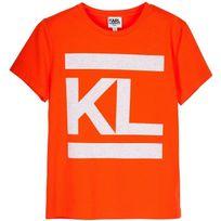 Karl Lagerfeld - T-shirt orange