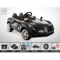 Kingtoys - Voiture électrique enfant - Mercedes Slr McLaren 70W - Noir
