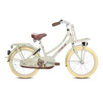 """Vogue - Vélo Enfant Transporter 20"""" Crème 2017"""