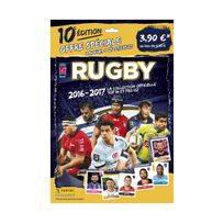 Panini Editions - Pack de démarrage Panini Rugby 2016/17