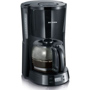 severin cafeti re programmable 10 tasses 1000w ka4191. Black Bedroom Furniture Sets. Home Design Ideas