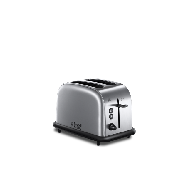 Russell Hobbs Toaster 2 fentes Extra Large 1200W Acier Brossé, ref 20700-56