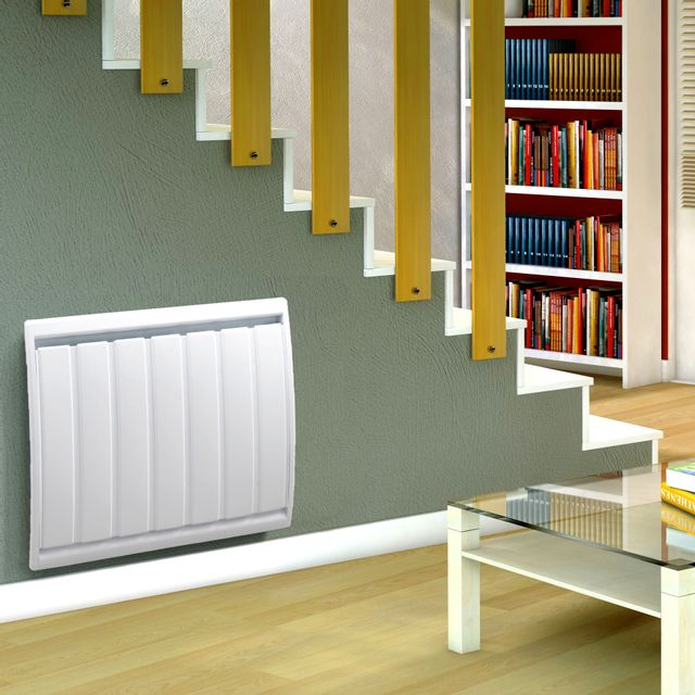 airelec radiateur fonte air dou smart ecocontrol. Black Bedroom Furniture Sets. Home Design Ideas