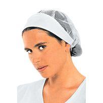 Isacco - Charlotte de cuisine femme avec filet