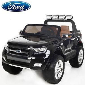 ford nouvelle ranger bluetooth voiture quad 4x4 lectrique enfant noir m tal pack luxe edition. Black Bedroom Furniture Sets. Home Design Ideas