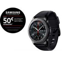 Samsung - Gear S3 Frontier - Noir/Noir