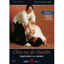 Budo Editions - Chin-na Du Shaolin, Volume 2 : Application Au Combat - Dvd - Edition simple