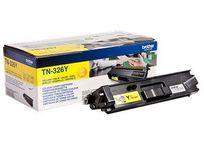 Brother - Tn-326Y Toner Cartridge Yellow