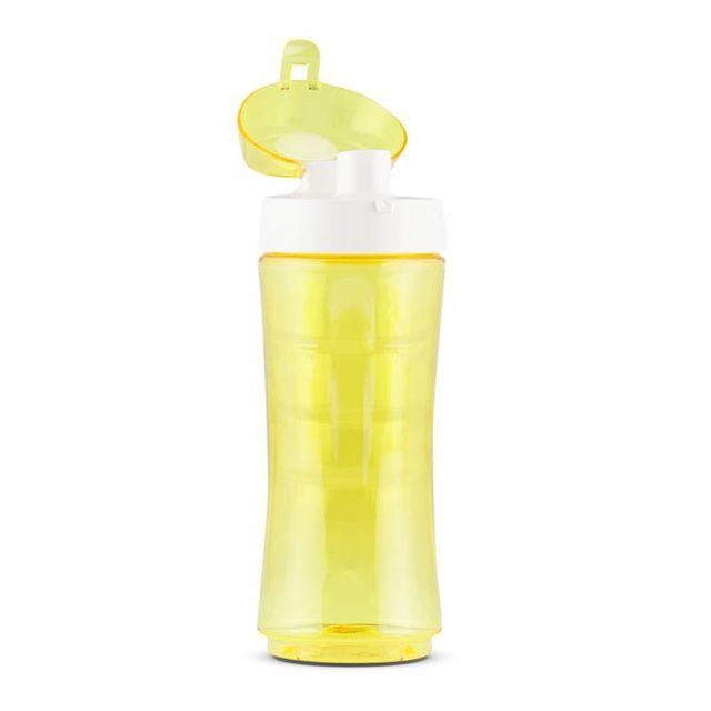 KLARSTEIN Paradise City accessoire récipient mixage tritan 400ml jaune