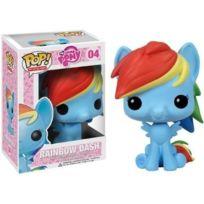 FunKo - Rainbow Dash Pop Mon Petit Poney Vinyl Figurine N° 04 3381