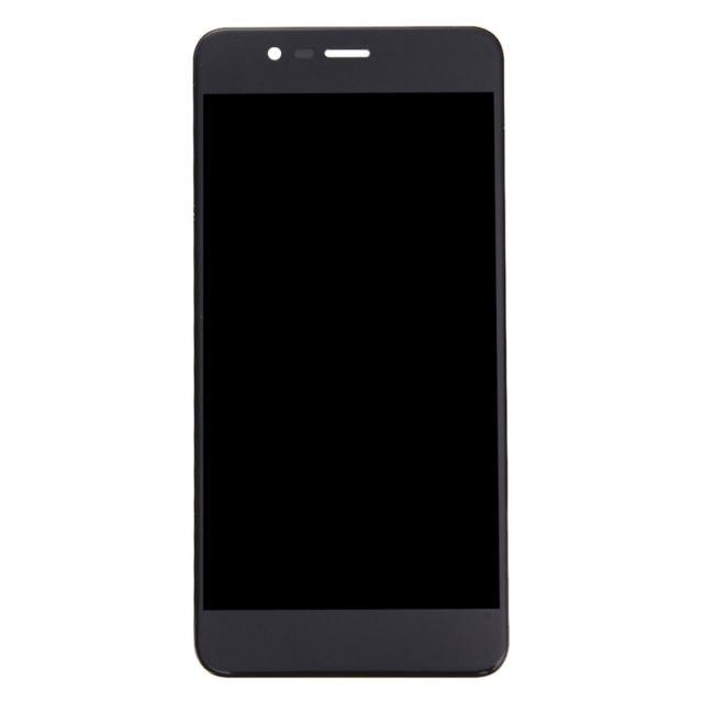 Wewoo Pièce détachée Asus ZenFone 3 noir Max Zc520TL